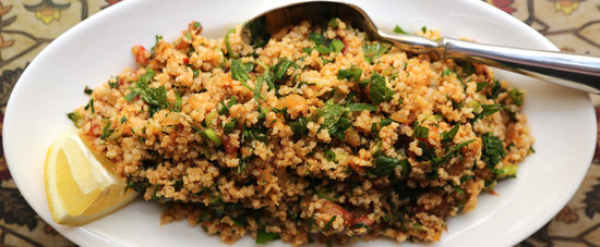 Tabbouleh Receives the Quinoa Treatment
