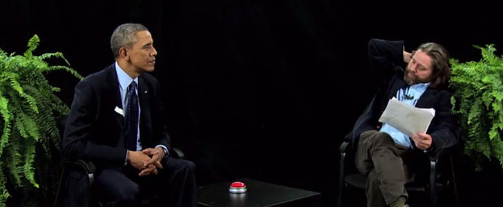 Yes, This Happened: Obama Gets Interviewed on Between Two Ferns