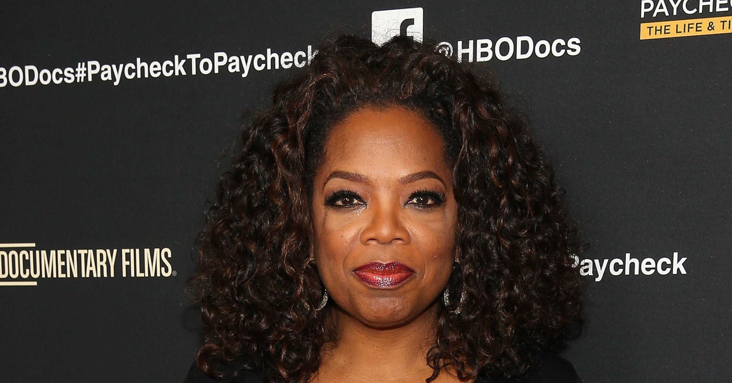 Oprah boob pics 23yo