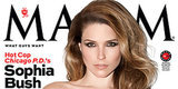 Sophia Bush Wears Skintight Corset For Maxim Photo Shoot