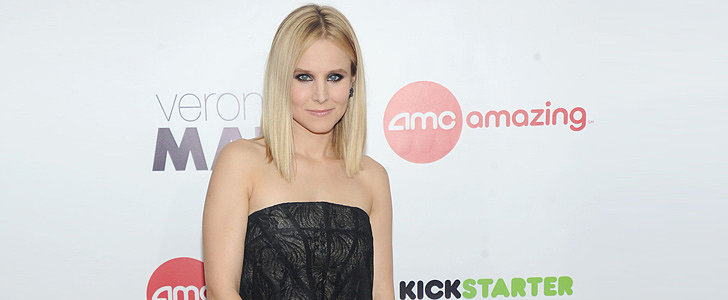 Kristen Bell Shows Us How Veronica Mars Would Dress For a Premiere