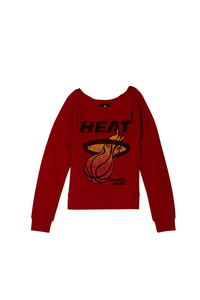 Forever 21 x NBA Heat Sweatshirt