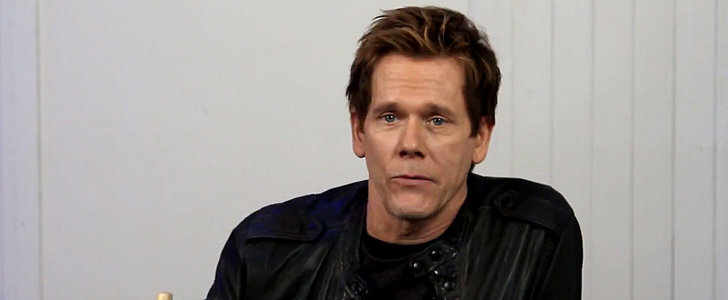 Kevin Bacon Brings '80s Awareness to Millennials