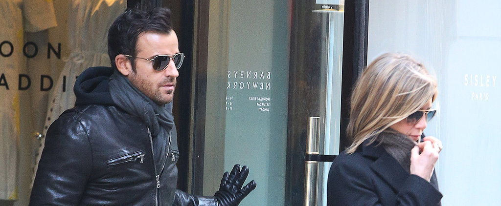 Jen and Justin Tackle New York After an LA Reunion