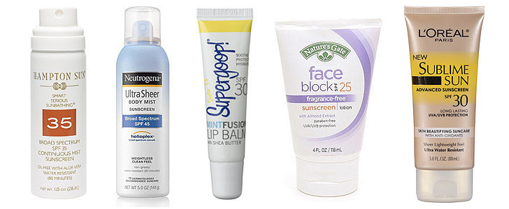 Prepare For Spring Break Season With These Sunscreen Products Under $10