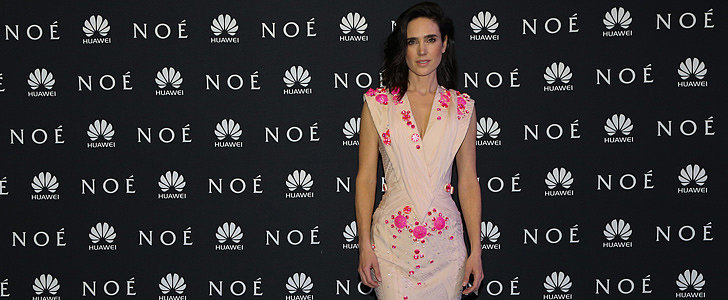 We'd Flock Two by Two to See Jennifer Connelly's Noah Premiere Dress