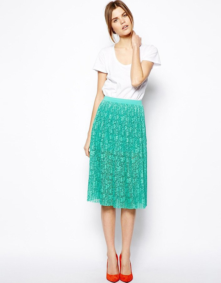 ASOS Lace Skirt