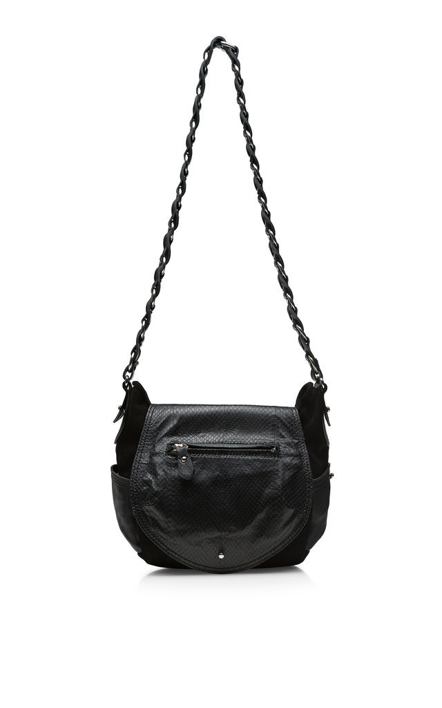 Isabel Marant Pratt black hobo ($1,430)