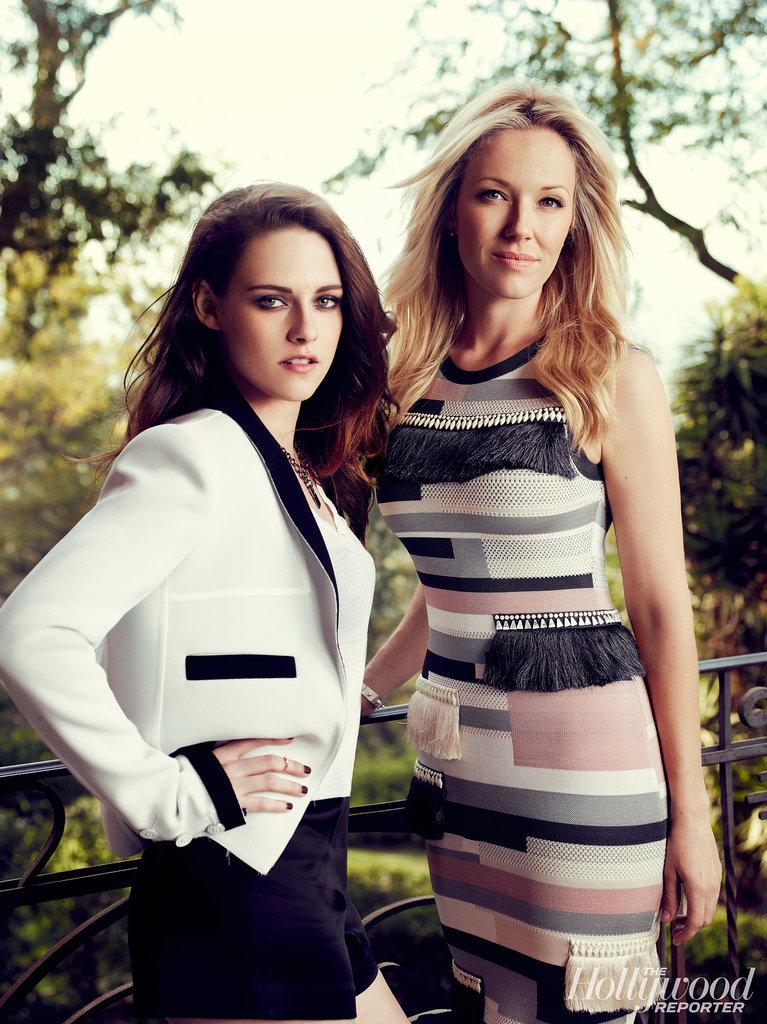 Kristen Stewart and Tara Swennen