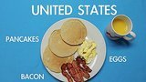 Watch This: A 2-Minute Tour Of What The World Eats For Breakfast