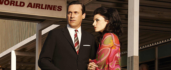Stop What You're Doing and Look at These Gorgeous New Mad Men Pictures