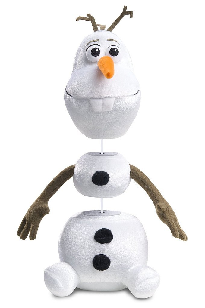 Pull Apart and Talkin' Olaf