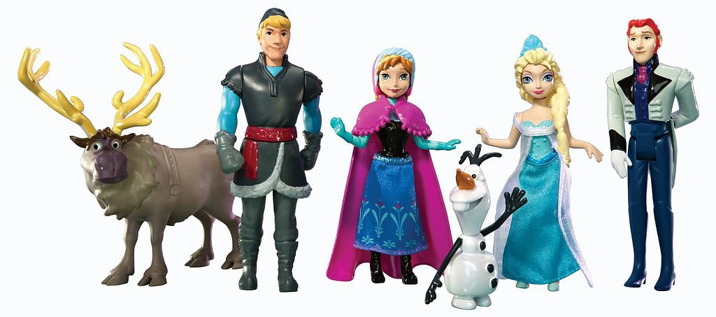 Disney Frozen Complete Story Set