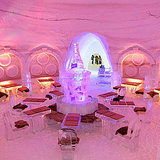 8 Cool Ice Hotels and Restaurants