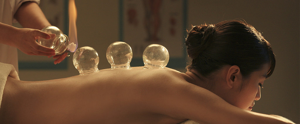 Move Over, Oil Pulling: We're Talking About Cupping Now