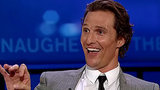 "Matthew McConaughey Was ""High As A Kite"" When He Came Up With His ""Dazed And Confused"" Catchphrase"