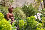 Soothe Your Spirit With a Buddha in the Garden (11 photos)