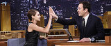 You Have to See the Horseradish Shailene Brought Jimmy Fallon