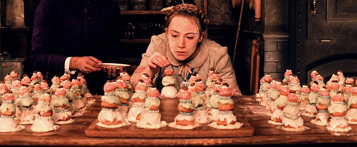 Re-Create the Star Pastry in Wes Anderson's Latest Film