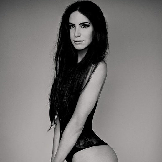Pictures Of Jen Selter & Butt In April 2014 Vanity Fair