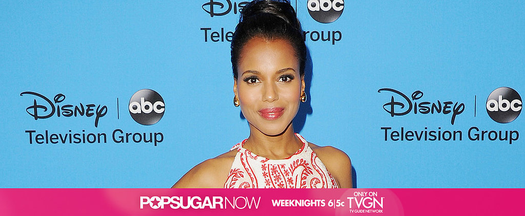 Tonight on TVGN: Find Out Kerry Washington's Nickname on the Scandal Set
