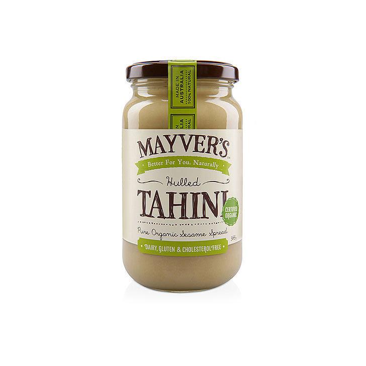 Mayvers Hulled Tahini, $7.95