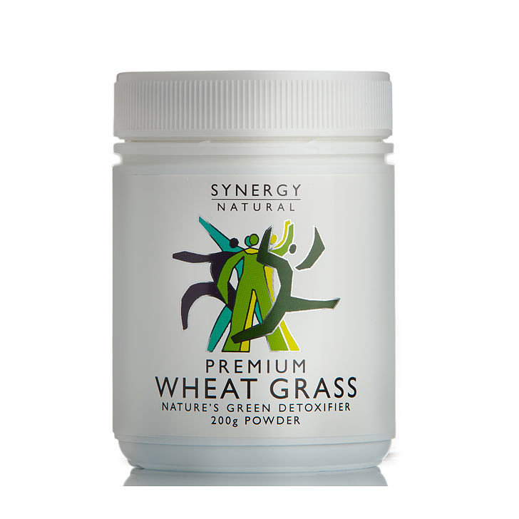 Synergy Wheat Grass Powder, $14.05