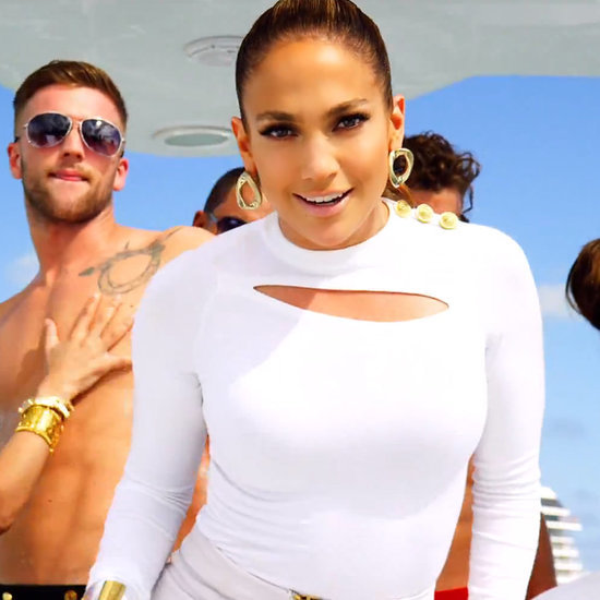 "Film Clip For Jennifer Lopez's New Song ""I Luh Ya Papi"""