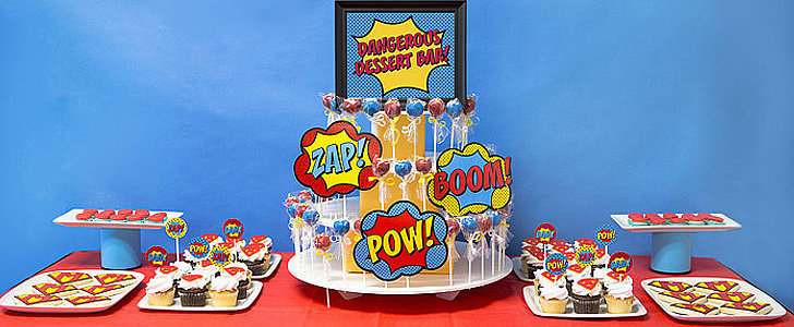 BAM! A Seriously Super Superhero Staff Appreciation Week Party