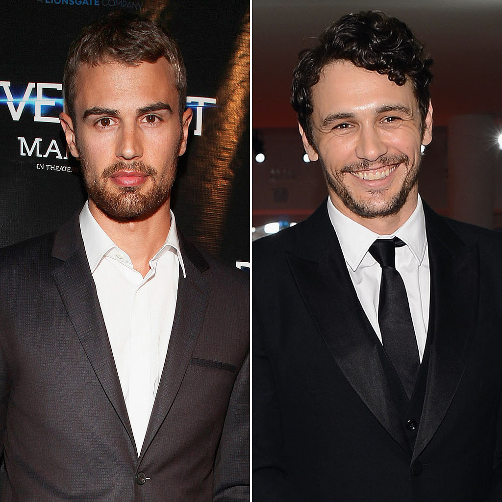 Theo James Girlfriend 2014 Theo james and james franco