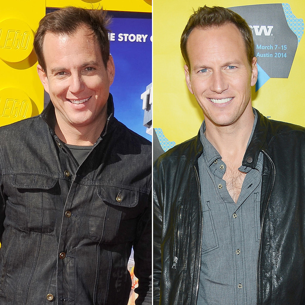 Will Arnett and Patrick Wilson