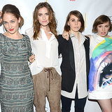 Girls Cast at SXSW on POPSUGAR Live