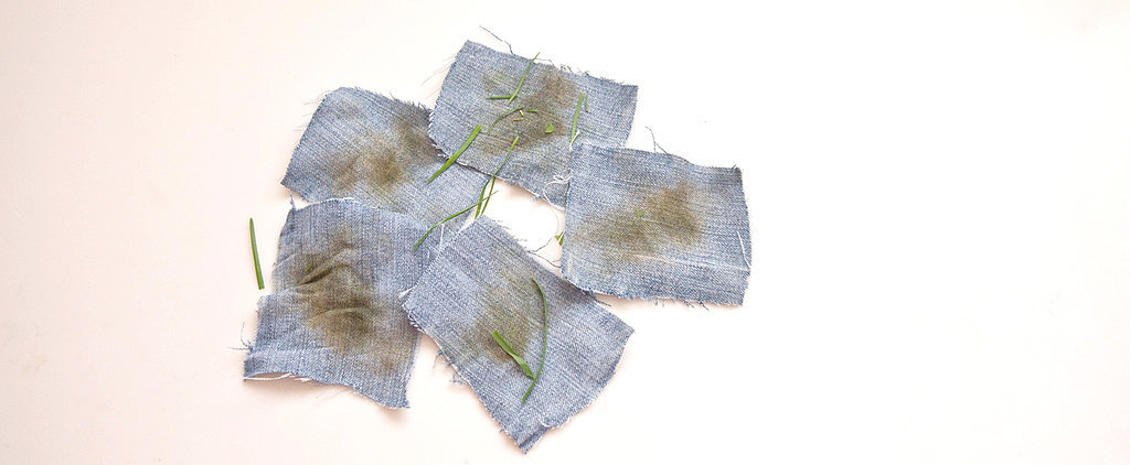 How to Get Out Tough Grass Stains