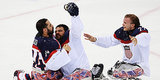 U.S. Defeats Russia In Paralympics Hockey Gold Medal Game (PHOTOS)