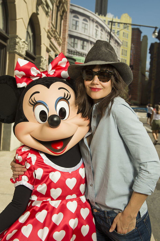 Disney Draws Katie Holmes and Tina Fey!