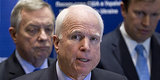 John McCain Calls For A 'Fundamental Reassessment' Of U.S. Relations With Russia