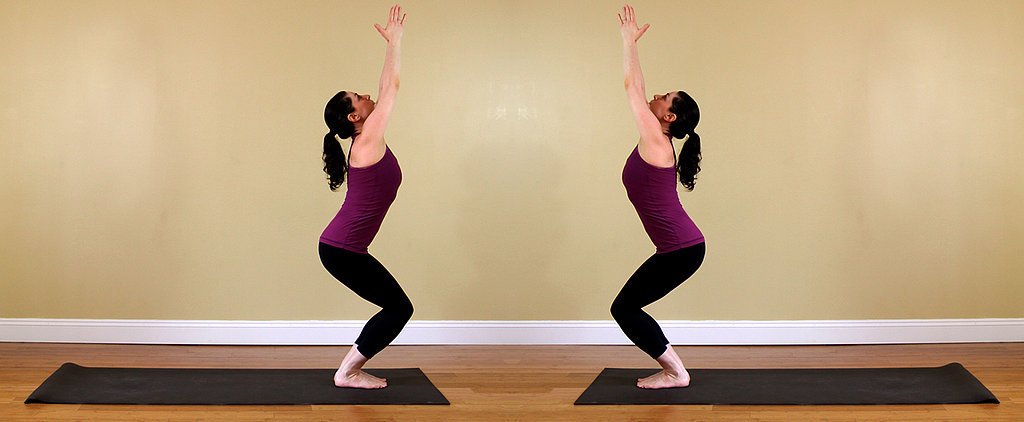 Tone Your Butt and Thighs Faster: 4 Chair Pose Mistakes to Avoid
