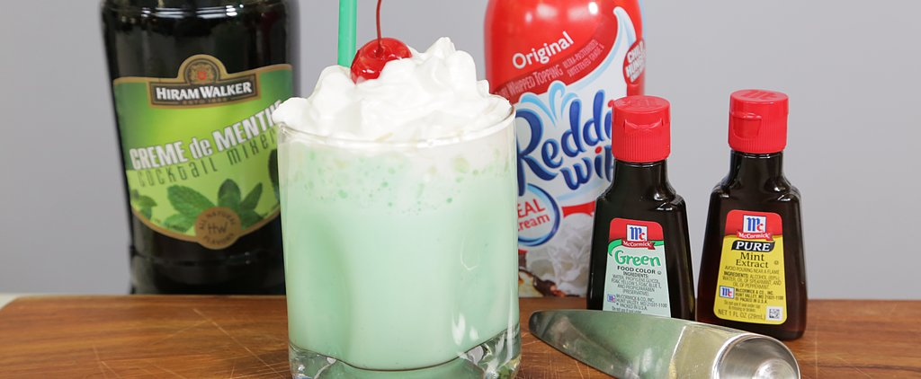 McDonald's Iconic Shamrock Shake Gets a Grown-Up Twist