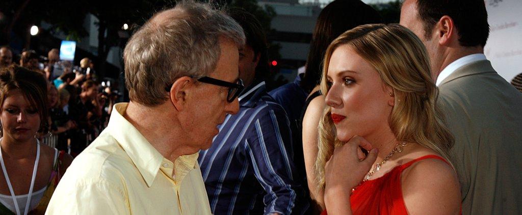 Scarlett Johansson Breaks Her Silence About Woody Allen