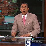 KTLA News Anchor Reacts to LA Earthquake | Video