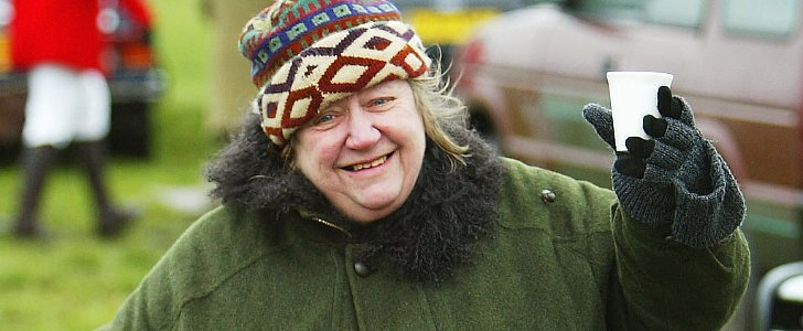 Clarissa Dickson Wright of Two Fat Ladies Has Passed Away
