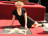 Kate Winslet got a star on the Hollywood Walk of Fame in LA on Monday afternoon!