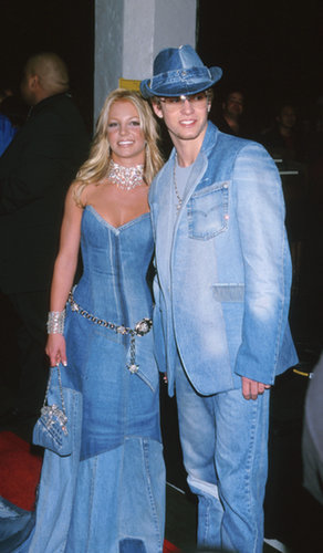 When they made denim-on-denim history.