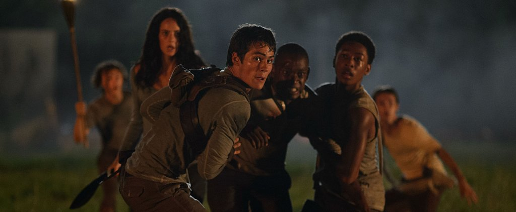 The Maze Runner Trailer: Can a Teen Wolf Star Be the Next Katniss?
