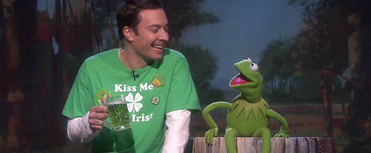 Jimmy and Kermit's Sweet Duet Will Cure Your St. Patrick's Day Hangover