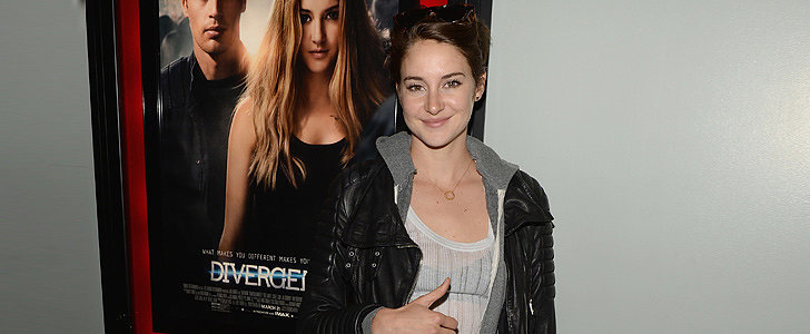 Does Shailene Woodley Look Like She's Dressed For the Red Carpet?