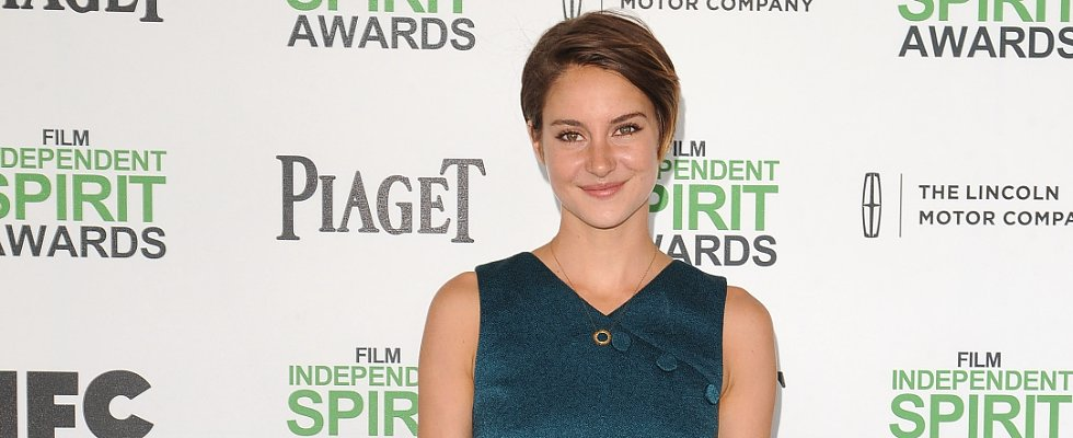 You'll Never Guess Where Shailene Woodley Gets Her Vitamin D