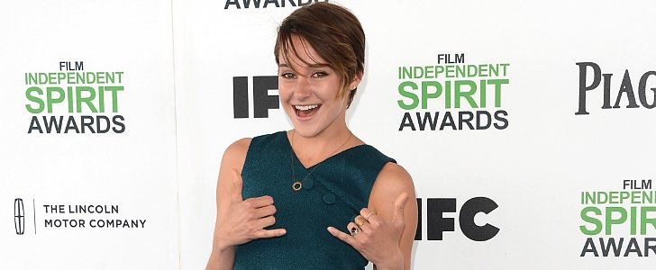 Shailene Woodley's Wacky Guide to Life