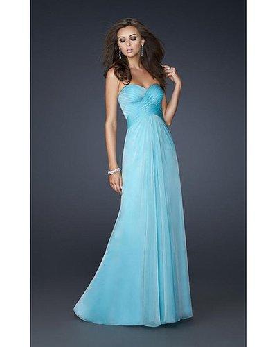 Aqua La Femme 17437 Backless Prom Dress