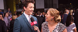 Why Miles Teller Feels Like He's in One Direction